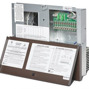 8345A Power Center (ATS301 Transfer Switch Attached)