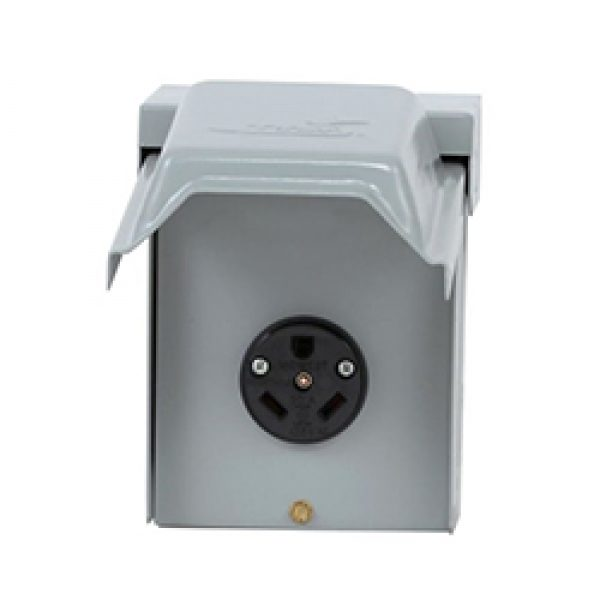 U013P Outdoor Power Outlet