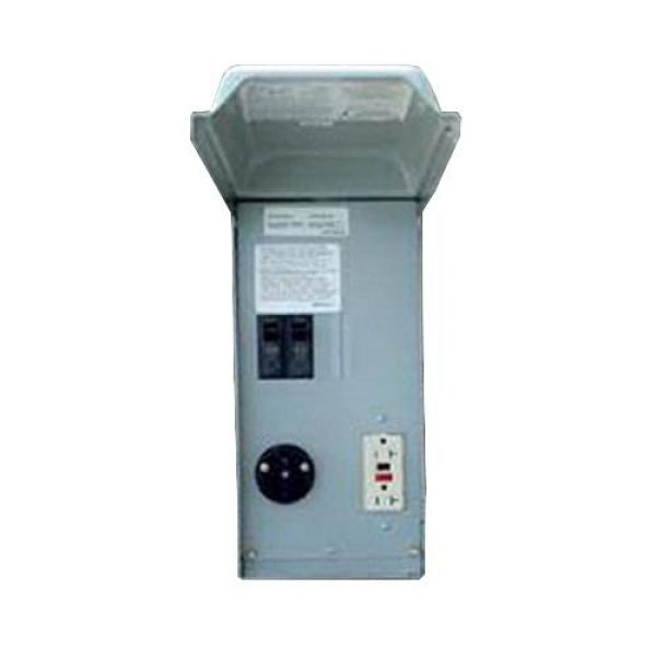 U041C010 Outdoor Power Outlet